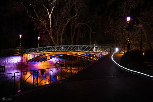 Le Pont des Amours, Annecy, FR