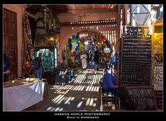 Souk in Marrakesh (Hagens_world) Tags: marrakesch marokko market africa afrika handel markt marktplatz maroc marrakech marrakesh morocco mercado medina marrakeschsafi canon canoneos5dmarkiii mar souk