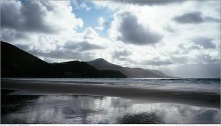 Irland Rossbeigh Beach