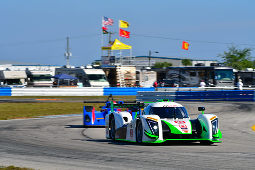 IMSA teams test and 12hrs Sebribg race week, LMP3 driver Alan Wilzig under Brent O'Neil's Performance Tech Motorsports , Delray
