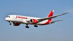 Boeing+787-8+I+N780AV+I+Avianca