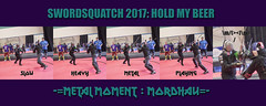 2017-09-09 - 162-165 - Swordsquatch 2017 - Metal Moment - Mordhau (vmax137) Tags: 2017 washington wa seattle georgetown historical european martial arts hema lonin swordsquatch panasonic dmcgh3