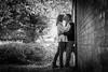 Couple (MX Man) Tags: black white engagement couple love happy close fuji xt 2 50140 mm f28 wr kissing