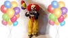 Pennywise 1990 -1 (Dolls Brand-New Look) Tags: pennywise pennywise19990 steven king it horror custom apoxiesculpt