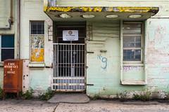 Tottenham (Westographer) Tags: tottenham melbourne australia westernsuburbs suburbia industrial patina typography signage derelict doorway mundane