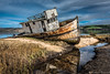 Tomales Bay Shipwreck (Richard Hedrick) Tags: pointreyesnationalseashore thanksgiving2017 shipwreck