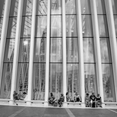 (FelixPagaimo) Tags: people oculus one world trade center manhattan wallstreet nyc new york city architecture building felixpagaimo street photography