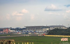 Chennai International Airport Overview (vomm_aviationpictures) Tags: planespotting plane planes photography photo pilots pointshoot ps p900 spotting nikon nature indigo indigoairlines jet aircraft airplane airport airways aerodrome airlines aviation airline a320 airbus320 airindia