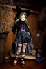 little witch (koroa) Tags: bjd msd doll bluefairy feeriedoll feeriedollatelier