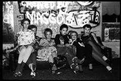 Backstage, Whiskey A Go-Go, 1978 (Mike Murphy -) Tags: untypicalgirls samknee whiskeyagogo punkgirls 1978 belindacarlisle punk rock