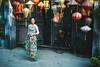 H2 (Smilie FotoGrafer( +84 90 618 5552 )) Tags: aodai cổ màu áodài áo dài viet vietnam hanoi traditionaldress portrait
