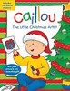 Download [PDF]  Caillou: The Little Christmas Artist: Tear-out pages for easy-to-make presents! (hemlabarku) Tags: download pdf caillou