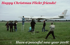 Christmas and New Year (ChrisChen76) Tags: tu95 tu95ms fairford iat riat russianairforce rusaf russia