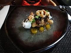 Tuna poke (A. Wee) Tags: island resort sheraton 喜来登 酒店 fiji 斐济 tokoriki tuna poke