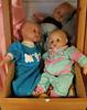 Dolls (Steenvoorde Leen - 5.6 ml views) Tags: kringloopwinkeldoorn pop puppe puppet dummy muneca bambola speelgoed 2017 doorn utrechtseheuvelrug