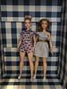 Barbie Fashionistas #75 and #76 (coy317) Tags: 75 76