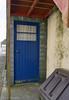 Blue door (♥ Annieta  off/on) Tags: annieta juli 2017 sony a6000 holiday vakantie england scotland uk greatbritain village dorp gardenstown deur door porte allrightsreserved usingthispicturewithoutpermissionisillegal