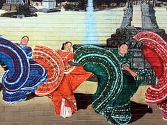 Chicago 16 (jadedirishgryphon) Tags: pilsen chicago hispanic mural streetart