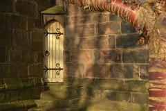 SideDoor (Tony Tooth) Tags: nikon d7100 tamron 2470mm door sidedoor entrance churchdoor medieval gothic stedwards church leek staffs staffordshire