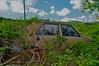 fiat ritmo 65 (riccardo nassisi) Tags: rust rusty rottame relitto ruggine scrap scrapyard auto abbandonata abandoned piacenza pc