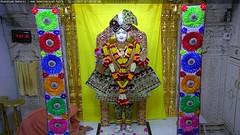 Ghanshyam Maharaj Shringar Darshan on Fri 08 Dec 2017 (bhujmandir) Tags: ghanshyam maharaj swaminarayan dev hari bhagvan bhagwan bhuj mandir temple daily darshan swami narayan shringar