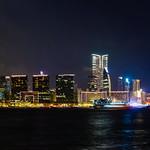 Night at Victoria Harbor, Hong Kong thumbnail