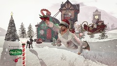 MadPea Christmas Hunt Teaser (CalebBryant) Tags: madpea hunt christmas elf santa winter secondlife toys team white jetpack isil designs candy cane north pole decor santas workshop reindeer puppy pups jian sleigh snow remarkable obvilion ro pilot village tree gacha prizes