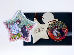 Christmas Craft (M.P.N.texan) Tags: craft christmas xmas decoupage ornie ornament