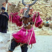 Dogon Mask Dance, Tireli, Mali, West Africa