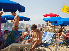 BENIDORM - OCTOBER 2017 (CovBoy2007) Tags: spain espania spanish costablanca benidorm beach shirtless topless nipples torso man men homme boy stud gay shorts mal pas malpasbeach caladelmalpas speedos trunks swimwear playa legs hombre mediterranean med male lemale guy lad guys lads nude males nudemales narcissus jock jocks boys hunk hunks hunky studs chico muscles muscle sonofadam sonsofadam athletic mensbodies bodybutchtonedgayhot mensexy