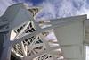 space invaders... (ohank1951) Tags: guards abstract architecture geometry geometrie concrete lines steel cityofartsandscience ciudaddelasartesyciencias cac calatrava valencia spanje spain canoneos80d efs1022mmf3545usm