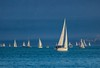 It is the set of the sails, not the direction of the wind determines which way we will go - Jim Rohn (Sudhakar Madala) Tags: sailing sailingboat sail yacht bluewater blue bluesky lucerne switzerland race canon nature amazing november sport outdoors eos white beautiful