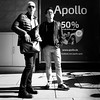 Apollo (knipserkrause) Tags: frankfurt zeil brille glasses couple hipster