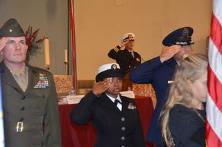 DioCon17 Honoring Veterans