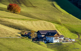 Dolomiti - val di Funes