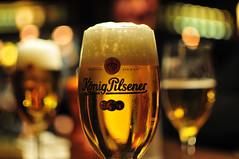 König - Pilsener (peterwoelwer) Tags: bier beer pivo pilsener königpilsener pils