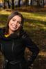 Courtney - Fall Portrait Session (bonavistask8er) Tags: nikon d7100 85mm model portrait beauty fashion fall outdoors smile strobist sb910 cls hss dof bokeh jacket