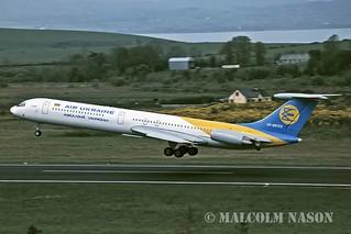 IL62M UR-86133 AIR UKRAINE
