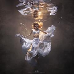 Bridgett (wesome) Tags: adamattoun underwaterportrait underwaterphotography ikelite