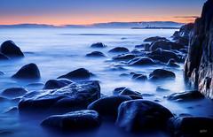Blue hour (Karl P. Laulo) Tags: bluehour hove arendal norge norway longexposure seascape torungen lighthouse fyr