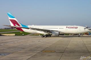 Eurowings --- Airbus A330-200 --- D-AXGG