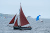 Galway Hooker (Sean O'Hare) Tags: elements galway hooker dublin bay regetta dunlaoghaire lighthouse howth nikon