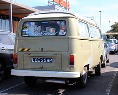 LCE 358P (1) (Nivek.Old.Gold) Tags: 1976 volkswagen camper 1584cc latebay