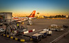 Orly à la sauce Californienne :-) (william 73) Tags: aéroport tarmac orly france paris adp omd em10 mk2 olympus 17mm f18