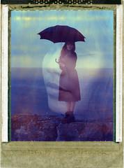 J. (denzzz) Tags: portrait polaroid polaroid59 expired doubleexposure analogphotography instantfilm filmphotography wista45dx 4x5 largeformat fujinona 180mm
