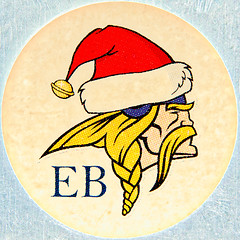 EB (Timothy Valentine) Tags: sticker squaredcircle 1217 foodpantry viking home donation 2017 eastbridgewater massachusetts unitedstates us