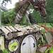 ©Dorval - 2017 - Espaces verts, îlots et parcs de voisinage - Îlot du dragon (avenue Dawson coin Fenelon)