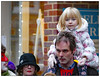 Grandstand View (donbyatt) Tags: stonystratford stonylights2017 funday lightsswitchon highstreet street people candids