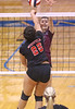 IMG_7701 (SJH Foto) Tags: girls volleyball high school garnet valley hempfield hs team net battle spike block action shot jump midair burst mode