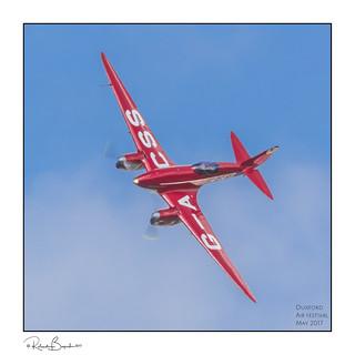 de Havilland DH88 Comet racer 2